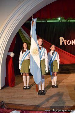 Acto de Colacion de la Promocion 2014 de Primaria 65