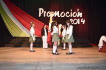 Acto de Colacion de la Promocion 2014 de Primaria 94