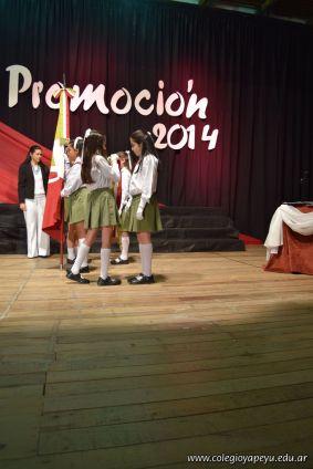 Acto de Colacion de la Promocion 2014 de Primaria 95