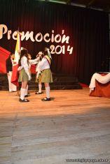 Acto de Colacion de la Promocion 2014 de Primaria 96