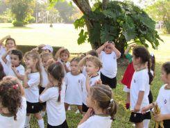 El Jardín comenzó Educación Física 21