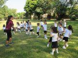 El Jardín comenzó Educación Física 30
