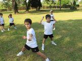 El Jardín comenzó Educación Física 40