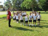 El Jardín comenzó Educación Física 74