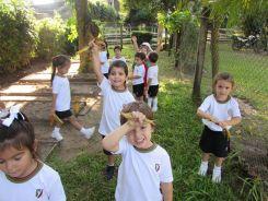 El Jardín comenzó Educación Física 76
