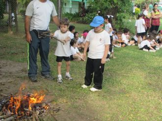Campamento Primer Grado 212