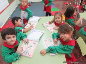 Libros de Ingles en Salas de 5 17