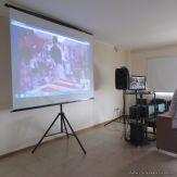 Skype con el North Cross School 13