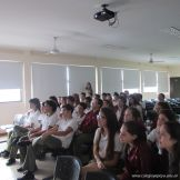 Skype con el North Cross School 4