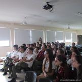 Skype con el North Cross School 4