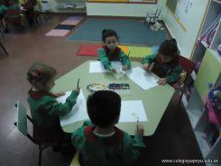 Salas de 4 en Horas de Ingles 10