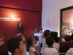 1er grado visito el Museo de Bellas Artes 33