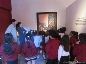 1er grado visito el Museo de Bellas Artes 9