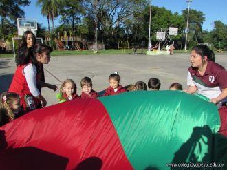 Dia del Jardin en el Campo Deportivo 48