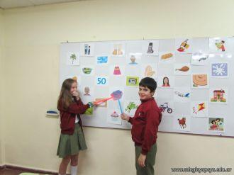 Nos preparamos para el Spelling Bee 9