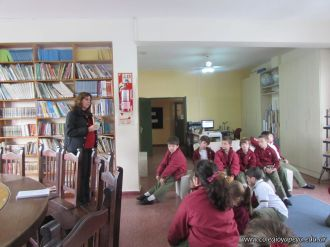 2do grado en Biblioteca 1