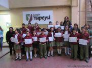 Premiacion del Spelling Bee 11