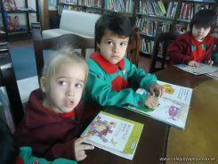 Salas de 3 en Biblioteca 11