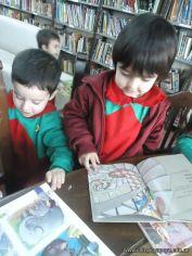 Salas de 3 en Biblioteca 16