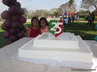 Festejamos con Jardin y Primaria 186