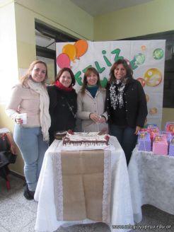 Festejo de Cumpleaños del Personal 1