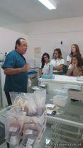 Visita al Banco de Sangre 2015 28