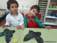 Mariposas en Sala de 3 6