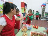 Alimentación Saludable en Sala de 3 26