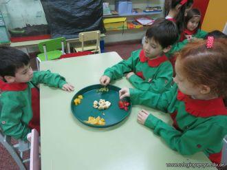 Brochette de Frutas en Salas de 5 1