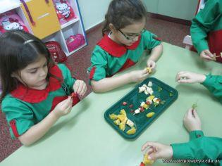 Brochette de Frutas en Salas de 5 10