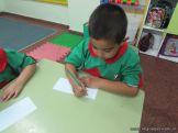 Salas de 4 escriben sus nombres 20