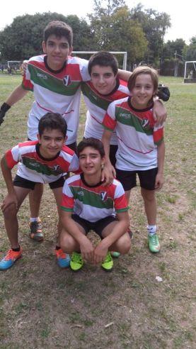 Torneo Interno de Fútbol 13