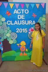 Acto de Clausura de Primaria 2015 18