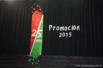 Acto de Colacion de la Promocion 2015 1