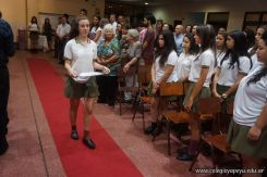 Ceremonia Ecumenica de la Promocion 2015 90