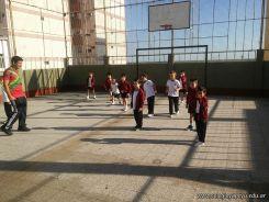 Educacion Fisica en 1er grado 10