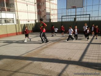Educacion Fisica en 1er grado 9