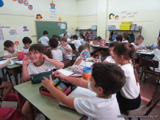 Primaria comenzo la Doble Escolaridad 68