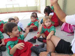 Sala de 3 comenzo Educacion Fisica 10