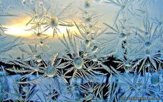 Cristales de Hielo 1