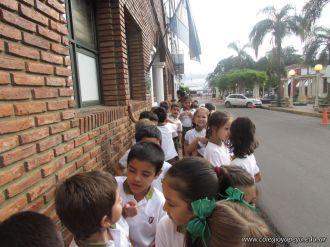 Recorriendo el barrio del Colegio 1