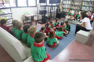 Sala de 4 en Biblioteca 1