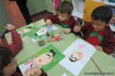 Pintando a Frida Kahlo en Salas de 5 50