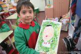 Pintando a Frida Kahlo en Salas de 5 62