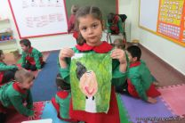Pintando a Frida Kahlo en Salas de 5 65