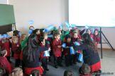 Acto en Homenaje a la Bandera de Jardin 13