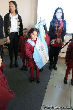 Acto en Homenaje a la Bandera de Jardin 6