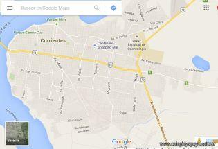 Corrientes Street View 1
