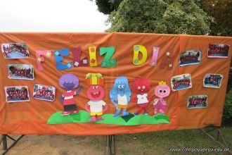 Festejamos el Dia del Jardin de Infantes 1
