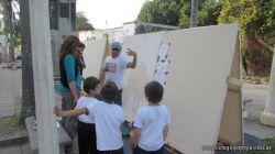 Disfrutando de los Murales 5